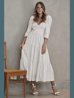Vestido Midi Lady - Patricia Rios