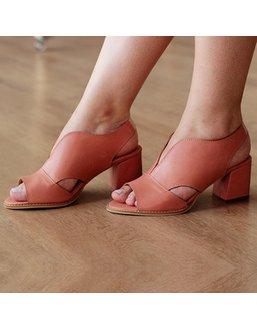 Sandalia Salto Grosso Medio - Universo Bubblē