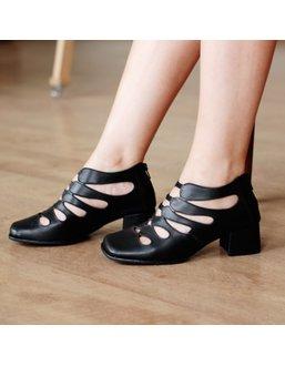 Sapato Retro Preto - Universo Bubblē