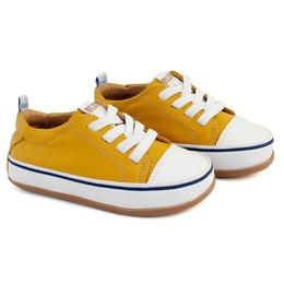 Tênis Infantil CLR - Amarelo - Blue Infantis