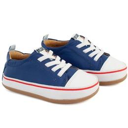 Tênis Infantil CLR - Azul Marinho - Blue Infantis