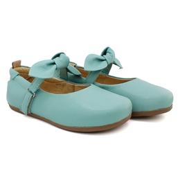 Sapatilha Infantil Feminina Lavinia - Azul Claro - Blue Infantis
