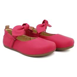 Sapatilha Infantil Feminina Lavinia - Pink Fluor - Blue Infantis