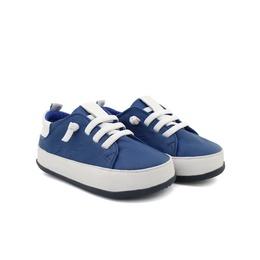 Tênis Infantil Masculino Cassiano - Blue/ Branco - Blue Infantis