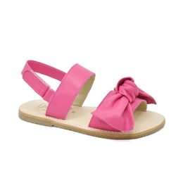 Sandália Infantil Feminino Ayla - Pink Fluor - Blue Infantis