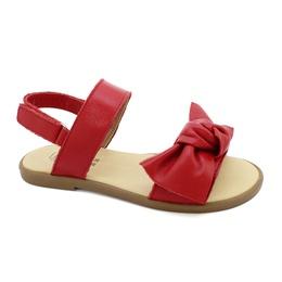 Sandália Infantil Feminino Joana - Vermelha