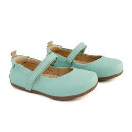 Sapatilha Infantil Feminina Clara - Verde Água - Blue Infantis