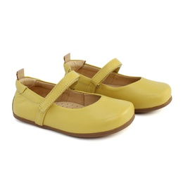 Sapatilha Infantil Feminina Clara - Amarelo Claro