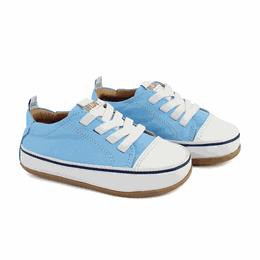 Tênis CLR Infantis Unissex - Azul Bebê - Blue Infantis