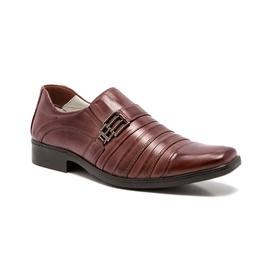 Sapato Social Masculino - 79083 Pinhão - CALÇADOS ALCALAY
