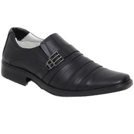 Sapato Social Masculino - 79083 Preto - CALÇADOS ALCALAY