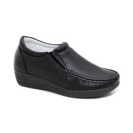 Sapato Confort Feminino Alcalay - MG80 Preto - CALÇADOS ALCALAY