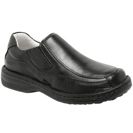 Sapato Anti Stress Alcalay - 3502 Preto - CALÇADOS ALCALAY