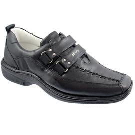 Sapato Anti Stress Alcalay - 0404 Preto - CALÇADOS ALCALAY