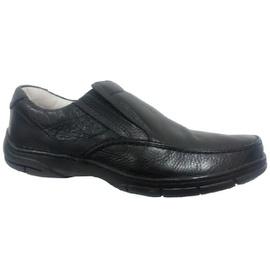 Sapato Casual Relax Linha Veloster ALCALAY - 6102 PRETO - CALÇADOS ALCALAY