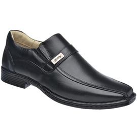 Sapato Anti Stress Alcalay - 8050 Preto - CALÇADOS ALCALAY