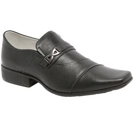 Sapato Social Masculino - ED80002 Preto - CALÇADOS ALCALAY