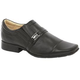 Sapato Social Masculino - ED80007 Preto - CALÇADOS ALCALAY