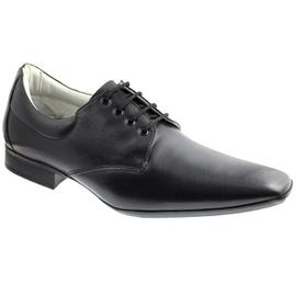 Sapato Social Masculino - F6958 Preto - CALÇADOS ALCALAY