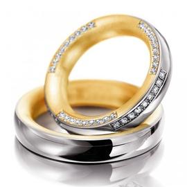 Aliança Para Bodas de Ouro em Ouro 18k - Helder Joalheiros