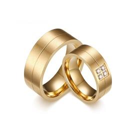 Aliança de Casamento em Ouro 18k Com Diamantes - Helder Joalheiros