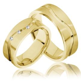 Aliança Para Casamento - Helder Joalheiros