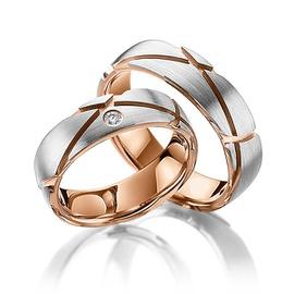Aliança Para Casamento e Bodas - Ouro 18k 750 - Helder Joalheiros