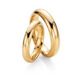 Aliança de Casamento Clássica - Helder Joalheiros