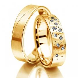 Aliança de Casamento em Ouro 18k - Helder Joalheiros