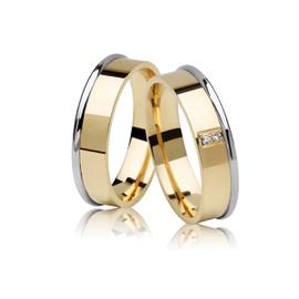 Aliança Araxa de Casamento e Noivado - Helder Joalheiros