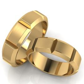 Aliança em Ouro 18k - Helder Joalheiros