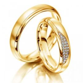 Aliança para Casamento - Casamento e Noivado - Our... - Helder Joalheiros