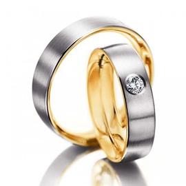 Aliança de Casamento e Noivado - Ouro 18k750 - Helder Joalheiros