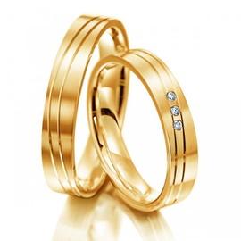 Aliança em Ouro 18k Para Casamento - Helder Joalheiros
