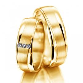 Aliança para Casamento em Ouro 18k - Helder Joalheiros