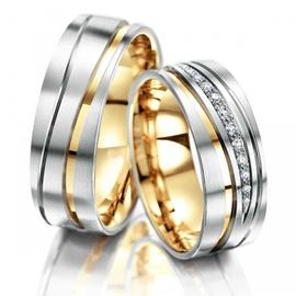 Aliança de Casamento - Ouro 18k Bodas - Helder Joalheiros