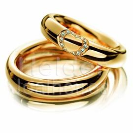Aliança de Casamento Eternity - Helder Joalheiros
