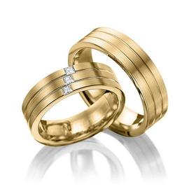 Aliança de Ouro - Casamento e Noivados com Diamant... - Helder Joalheiros