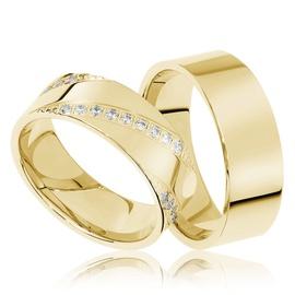 Aliança de Casamento - Helder Joalheiros