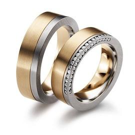 Aliança de Casamento em Ouro 18k com Lateral Crave... - Helder Joalheiros