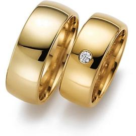 Aliança de Casamento 9,0 Milímetros com Diamantes ... - Helder Joalheiros