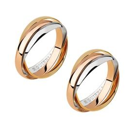 Alianças de Casamento - Ouro 18k 750 - Helder Joalheiros