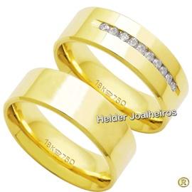 Aliança Recife de Casamento - Helder Joalheiros