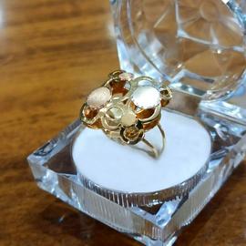 Anel em Ouro Tricolor 18k - Helder Joalheiros