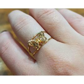 Anel em Ouro 18k Borboleta - Helder Joalheiros