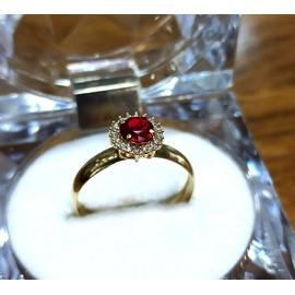 Anel de Formatura em Ouro 18k Redondo - Helder Joalheiros