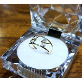 Anel em Ouro 18k Libelula Duplo - Helder Joalheiros