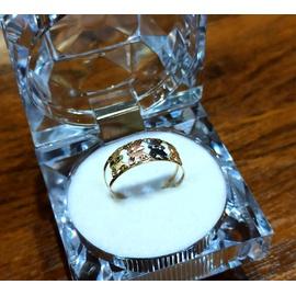 Anel em Ouro 18k Tricolor Borboletas - Helder Joalheiros