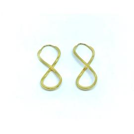 Brinco em Ouro 18k Infinito - Helder Joalheiros