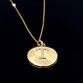 Relicário em Ouro 18k Redondo com o Símbolo do Inf... - Helder Joalheiros
